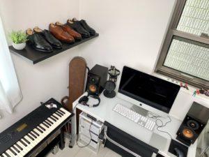 靴神様の棚の画像(部屋全体)