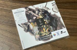 「崎山蒼志」のファーストアルバム「find fuse in youth」のジャケット写真