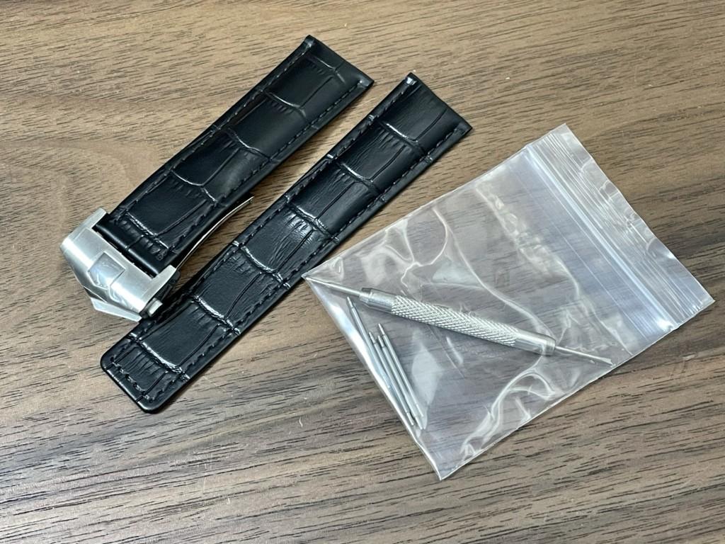 「Nywing」タグホイヤーベルトの付属品の画像